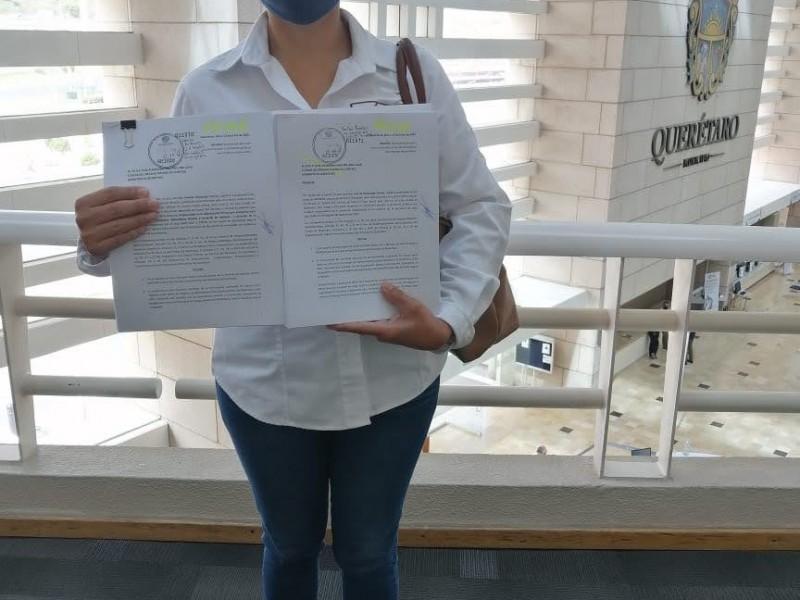 Regidora denuncia anomalías en ayuntamiento de Querétaro