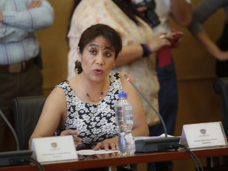 Regidora pide transparencia en manejo de recursos