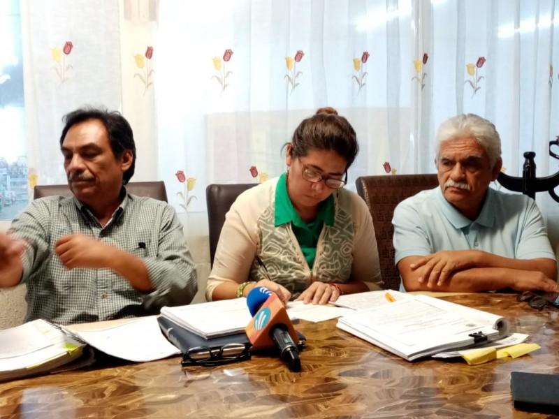 Regidores no avalan informe de Atecas, acusan corrupción