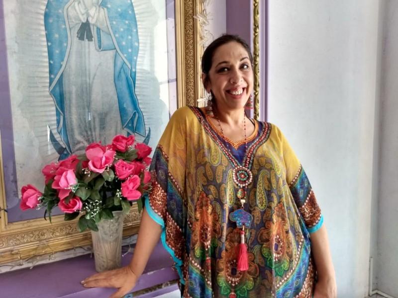 Regina Orozco comparte con guaymenses