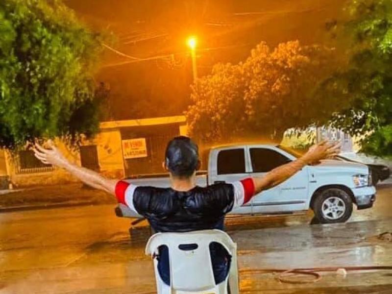 Región del Mayo registra un fin de semana lluvioso