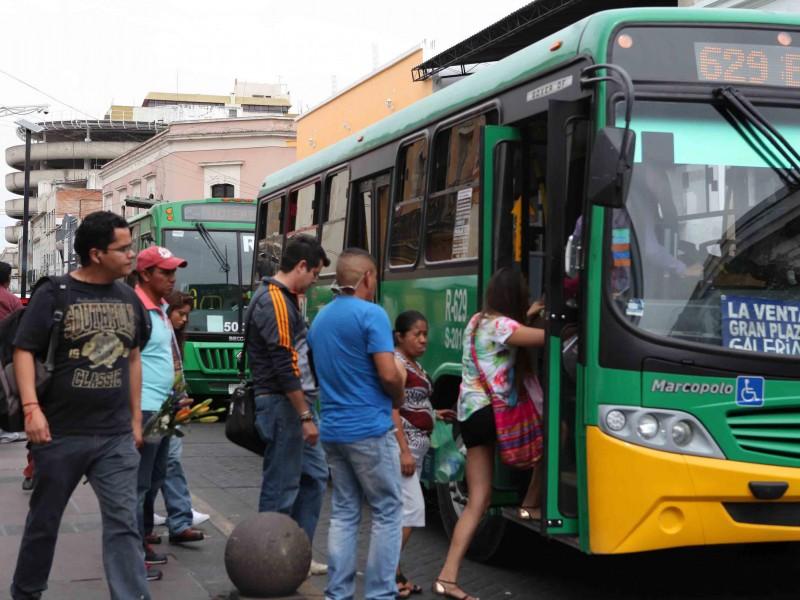 Registra Jalisco el mayor aumento de movilidad en el transporte