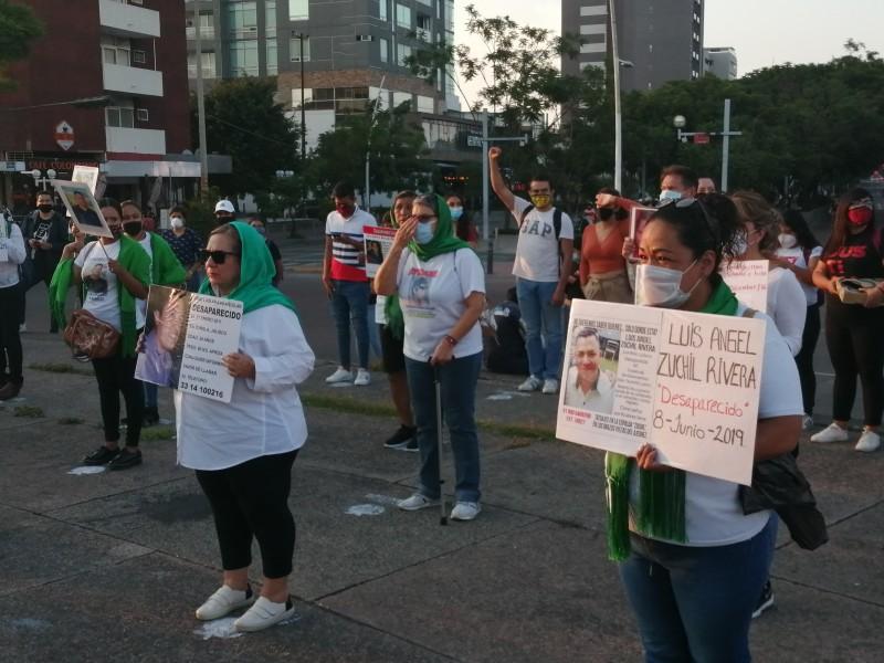 Registra Jalisco más de diez mil personas desaparecidas