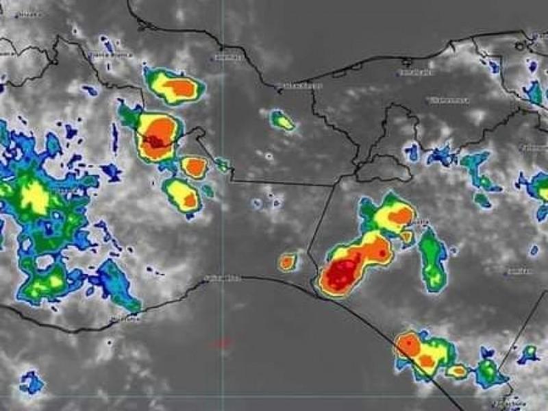 Registra lluvias Chiapas por primer Frente Frío de la temporada