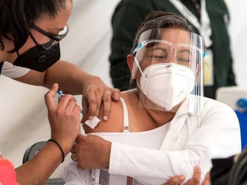 Nayarit ha recibido 45 mil dosis de vacuna contra COVID-19