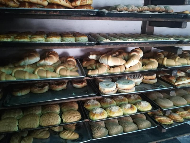 Registra sector panadero pérdidas de hasta del 50%