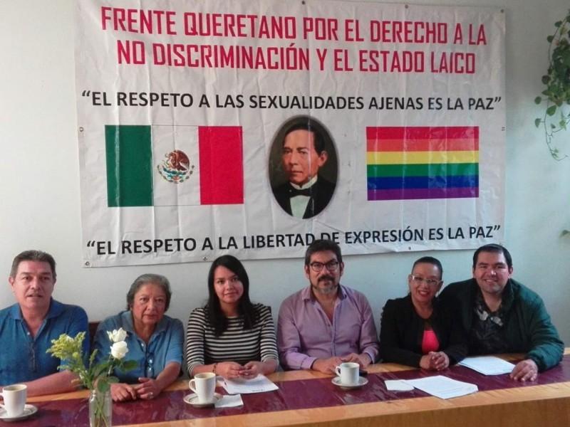Registran dos casos de discriminación a la comunidad LGBT