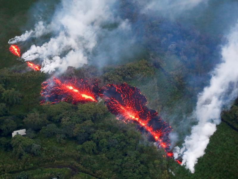 Registran enjambre sísmico en Kilauea, 140 terremotos en 12 horas