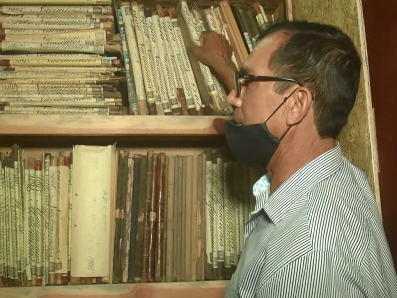 Registro Civil de Álamos el más antiguo de Sonora