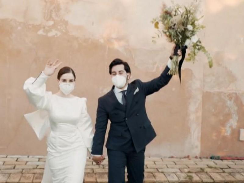Registro Civil reactivó matrimonios; se pide no realizar fiestas