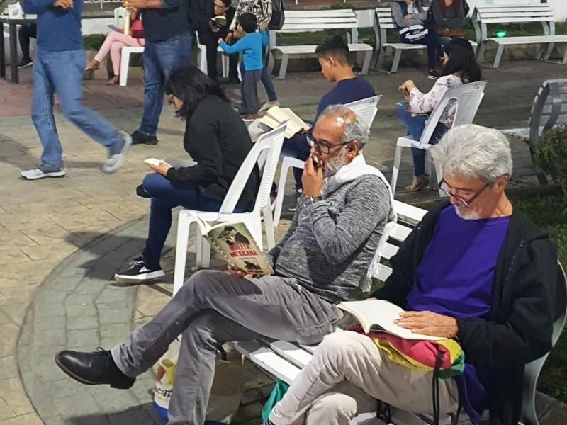 Regresa campaña de fomento a la lectura