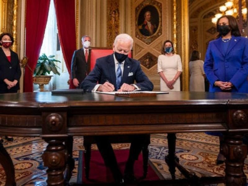 Regresa EE.UU. al Acuerdo climático de París
