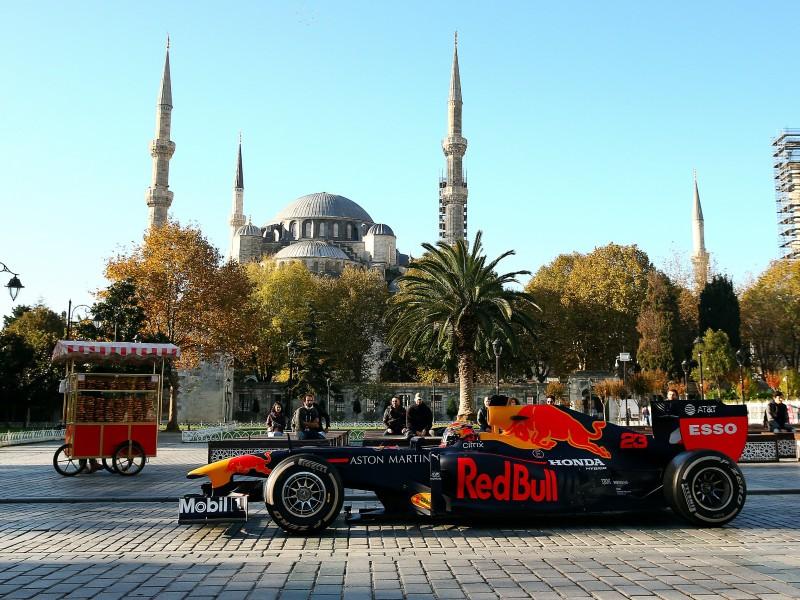 Regresa el Gran Premio de Turquía