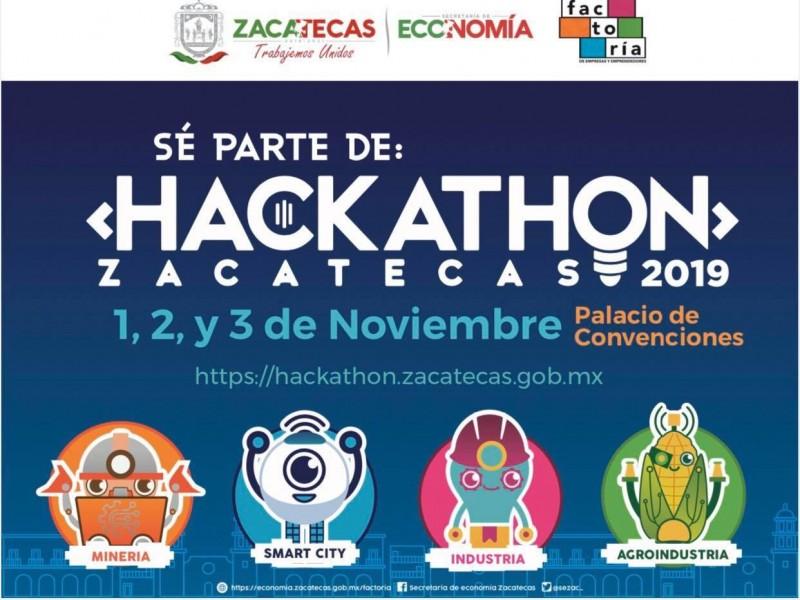 Regresa el hackathon en su tercera edición