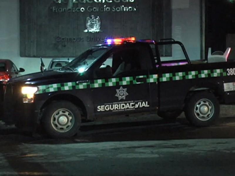 Regresa el operativo alcoholímetro a Zacatecas