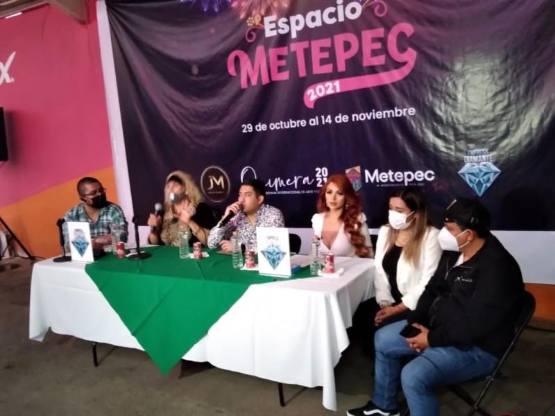 Regresa Espacio Metepec 2021 con artistas nacionales e internacionales