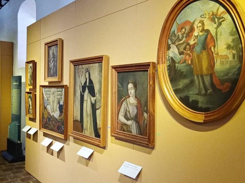 Regresan al Ayuntamiento de SCLC lienzos del siglo XVIII-XIX