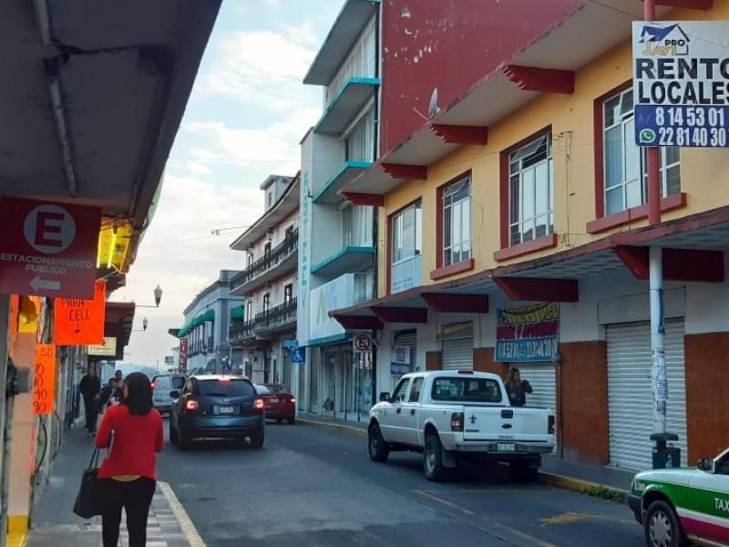 Regresan las restricciones a los comercios en Xalapa