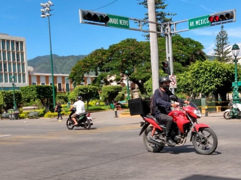 Regresan los operativos de motocicletas asegura Movilidad