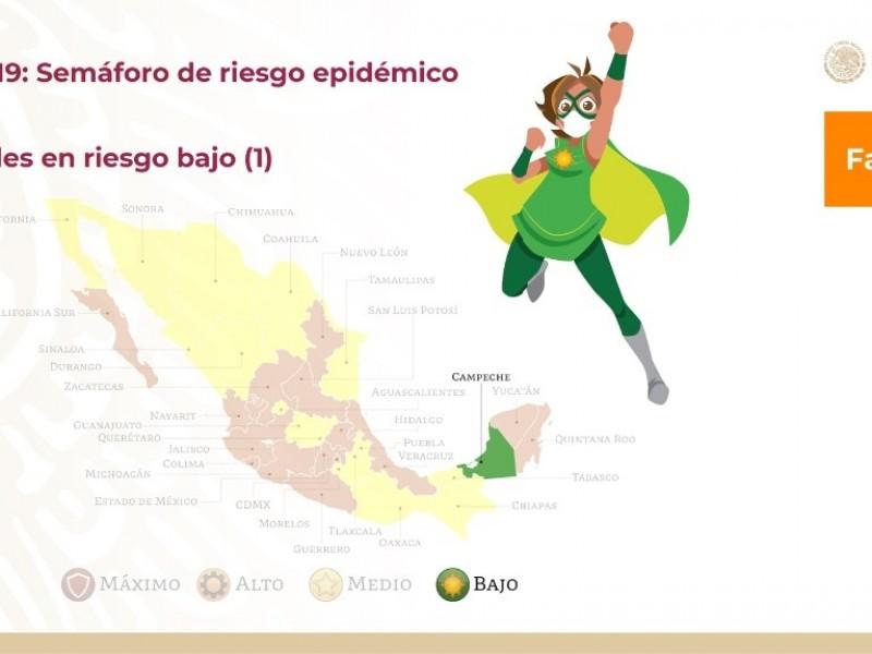 Regreso a clases en Campeche podría ser tras Semana Santa