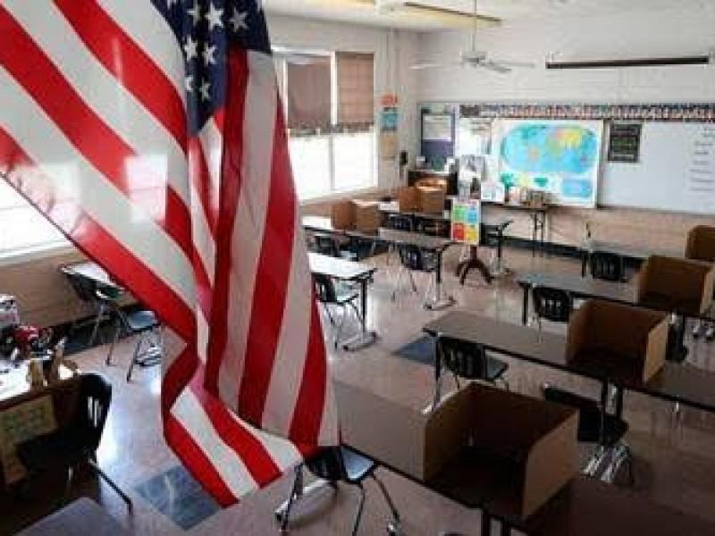 Regreso a las escuelas en EE.UU., un caos sin precedentes