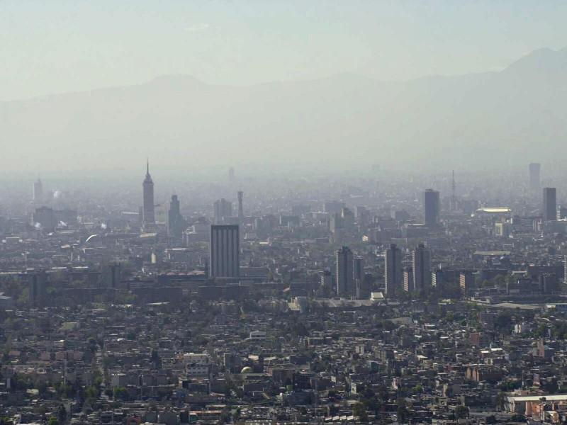 Regular la calidad del aire en la CDMX
