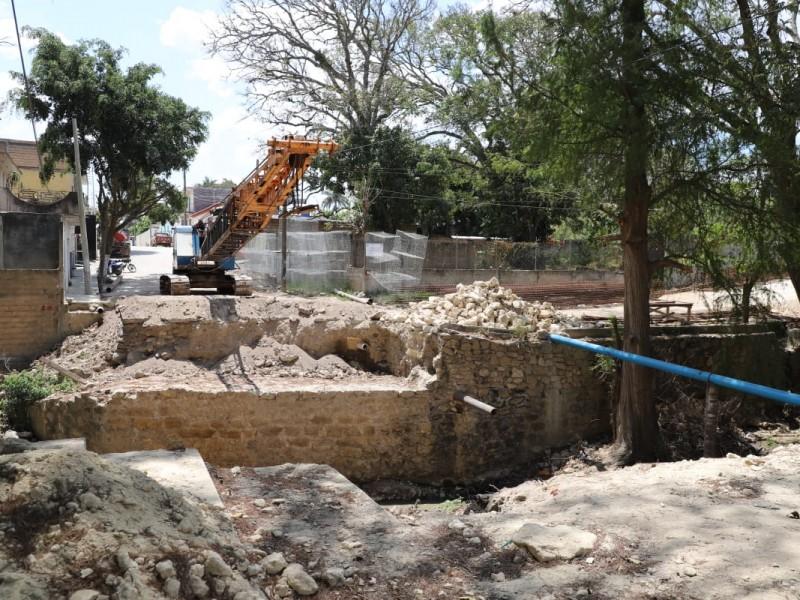 Rehabilita SOP puente vehicular en Berriozábal