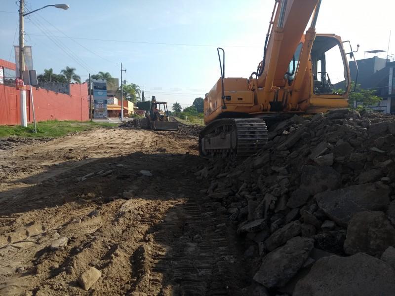 Rehabilita Zapopan calles de Arcos de Guadalupe