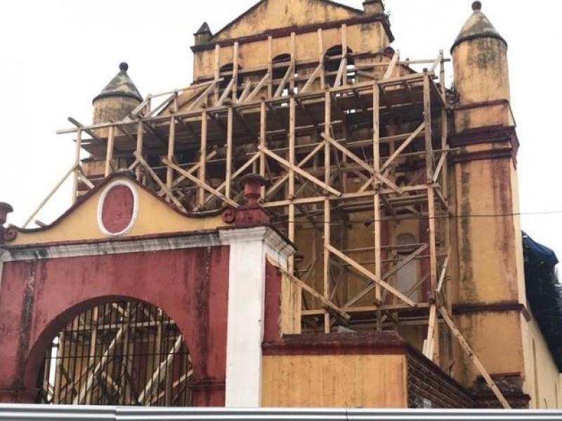 Rehabilitados 47 inmuebles históricos en Chiapas
