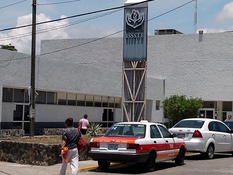 Rehabilitan climas del ISSSTE Tuxpan