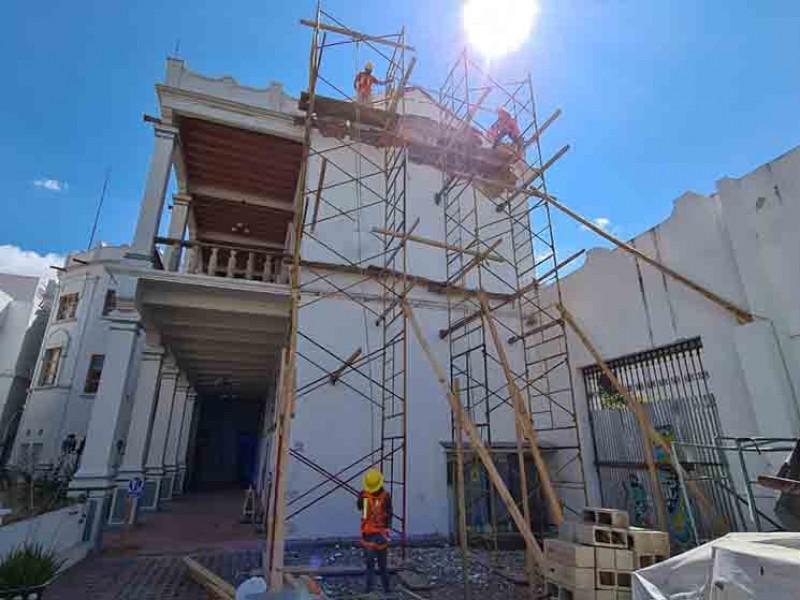 Rehabilitan Museo de la Ciudad en Tuxtla Gutiérrez