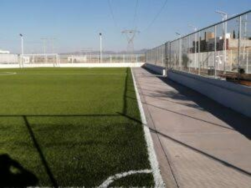 Rehabilitan unidades deportivas vandalizadas para su reapertura