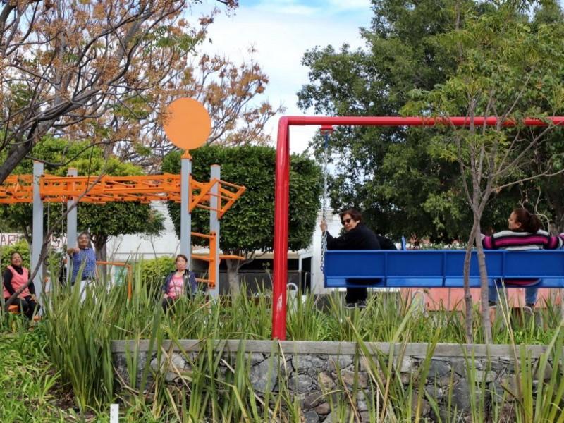 Rehabilitarán 27 parques y áreas verdes