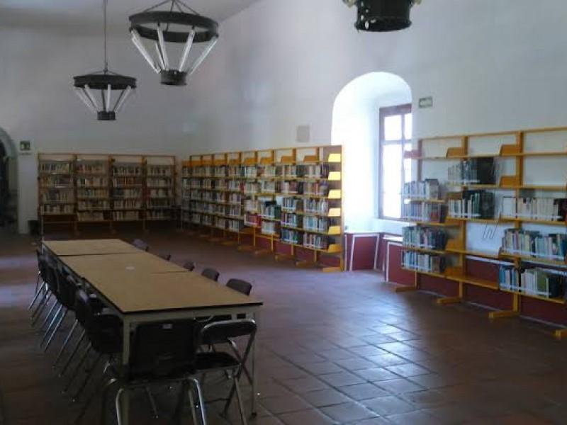 Rehabilitarán la biblioteca municipal de Tehuacán cuando disminuyan los contagios
