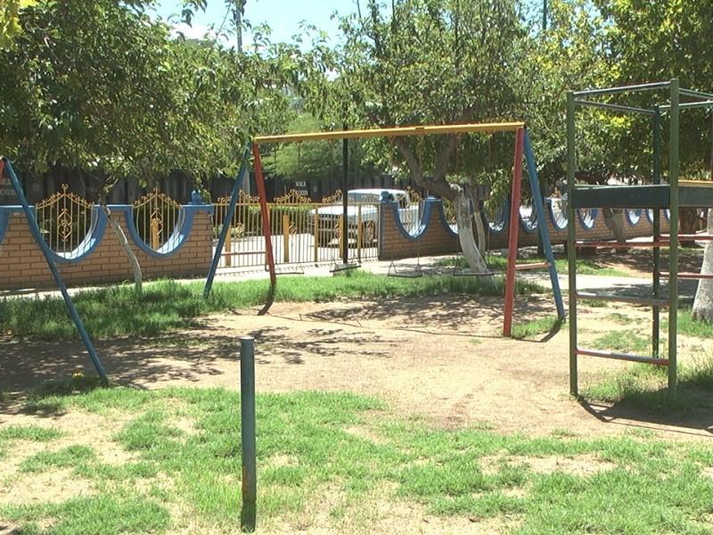 Rehabilitarán parque los Leones