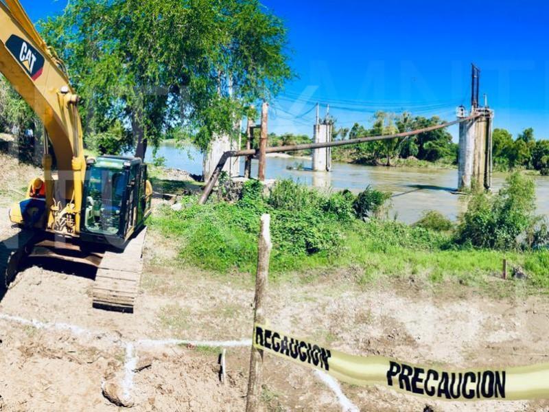 Rehabilitarán sistema de agua para Tuxpan y Álamo