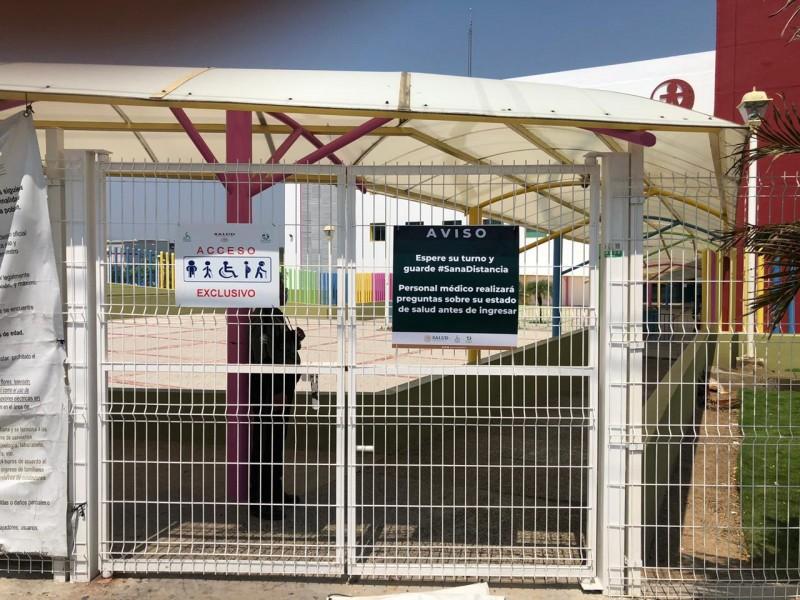 Reincorporan a trabajadores del Hospital Pediátrico bajo sospecha de COVID-19