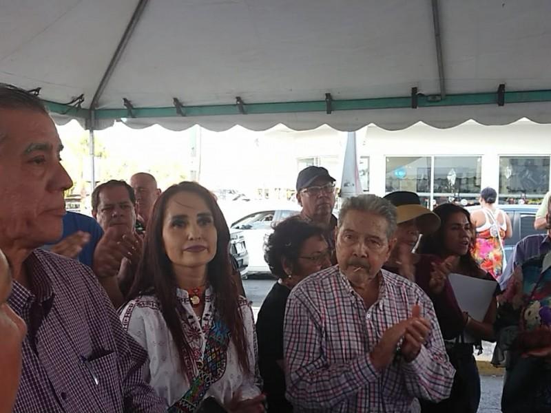 Reiniciarán negociaciones con vecinos y comerciantes de jacarandas