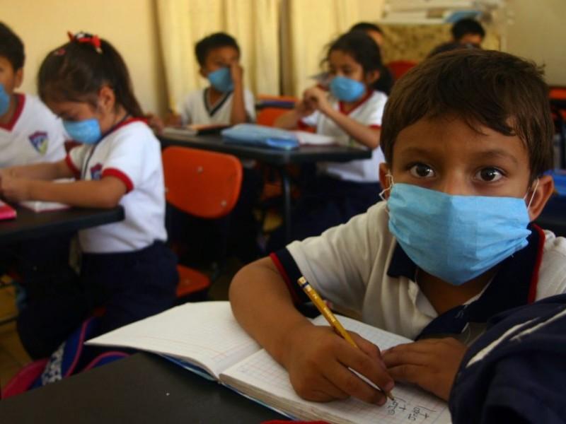 Reinicio clases presenciales Chiapas, próximo lunes