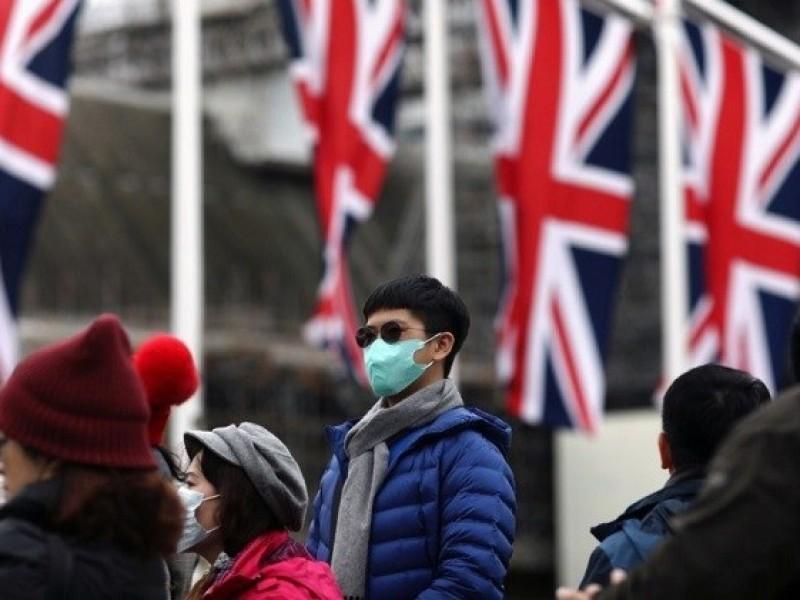 Reino Unido reporta sólo 10 muertes por Covid-19