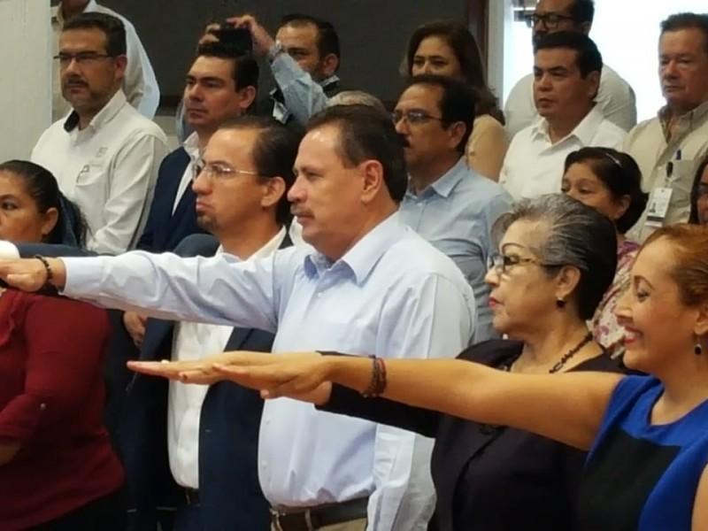 Reinstalan Red Nayarita de Municipios por la salud