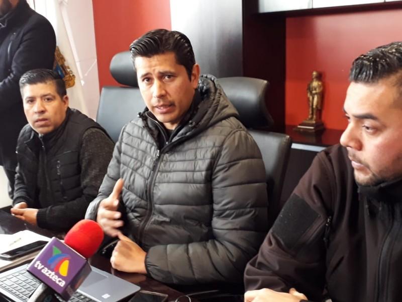 Reitera Chávez Padilla disposición de coordinación en seguridad