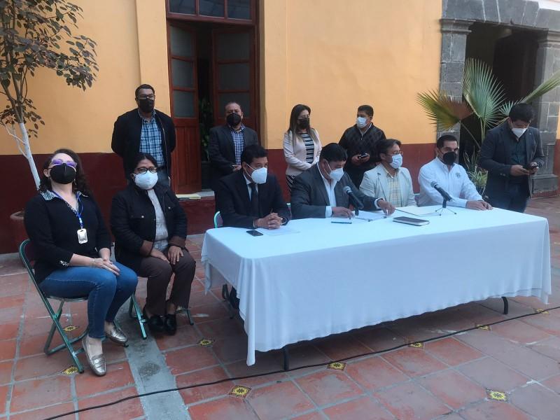 Reiteran clausura de Junghanns en Tlaxcalancingo