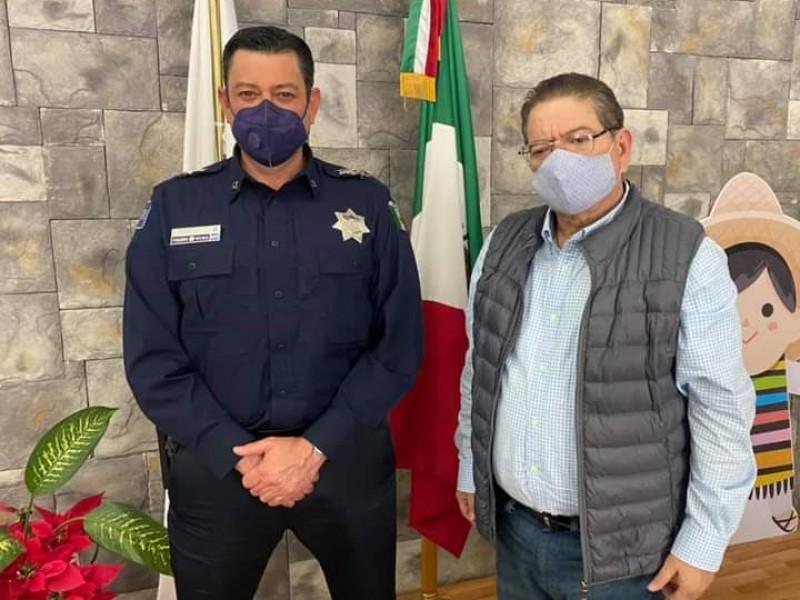 Habrá relevo temporal en Seguridad Pública de Tepic