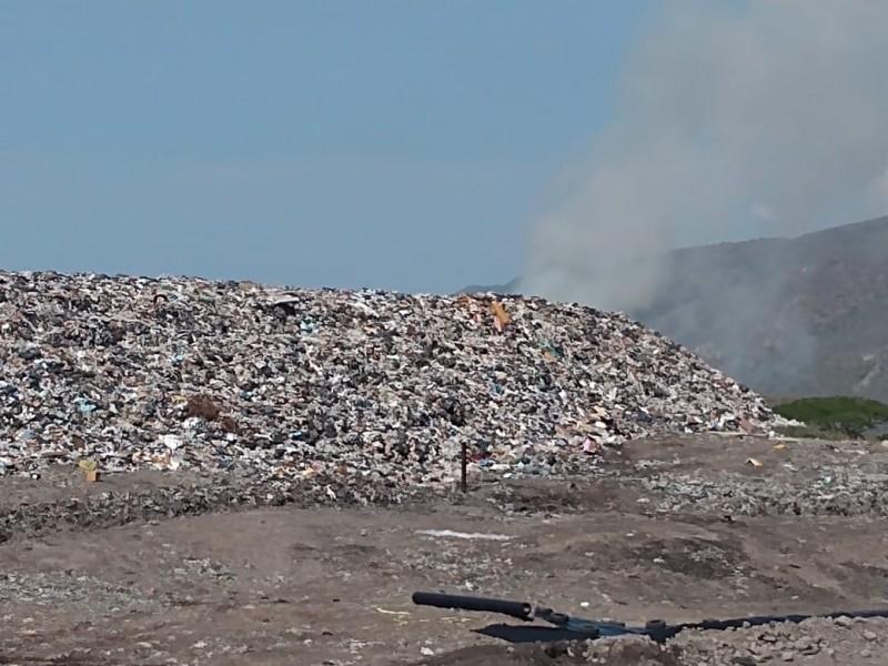 Relleno de Colima, principal foco de contaminación de zona metropolitana
