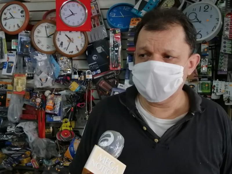 Relojería Big Ben, negocio sobreviviente en la zona Centro