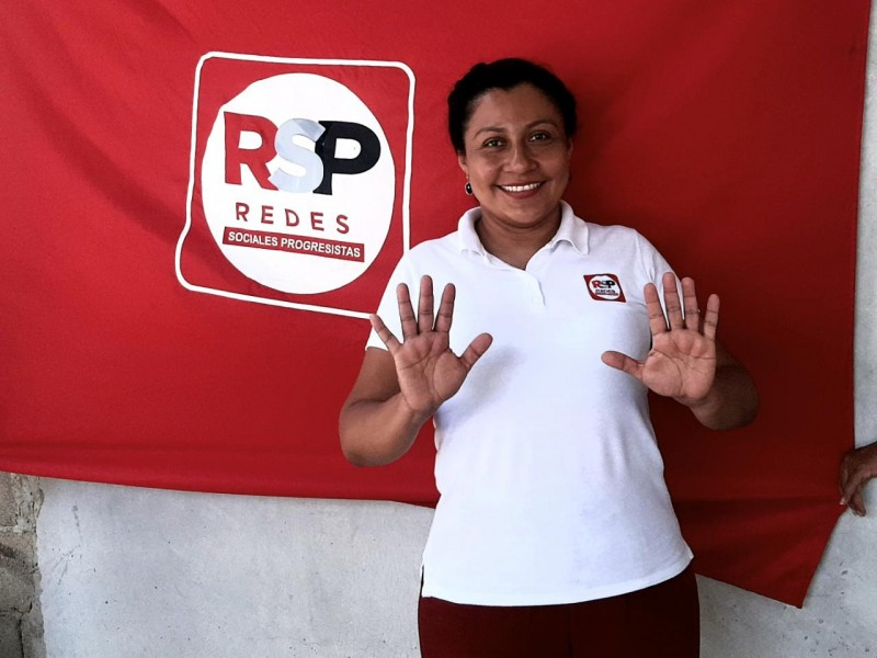 Remedios Molina propone 10 acciones para sanar a Tehuantepec