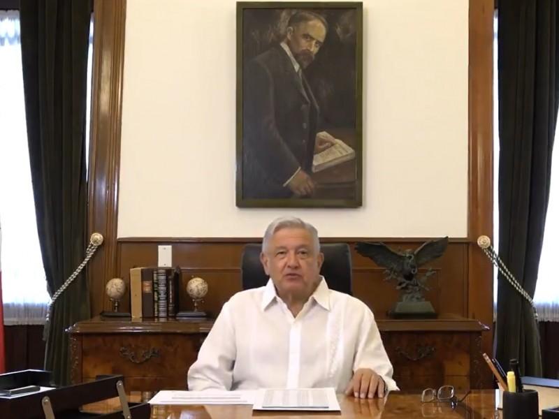 Remesas ayudarán a salir de la crisis: AMLO alista informe