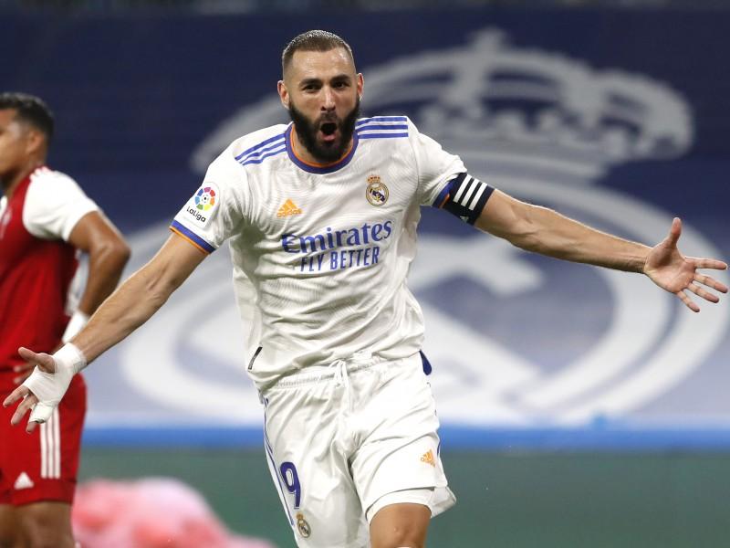 Remontada y liderato para el Real Madrid