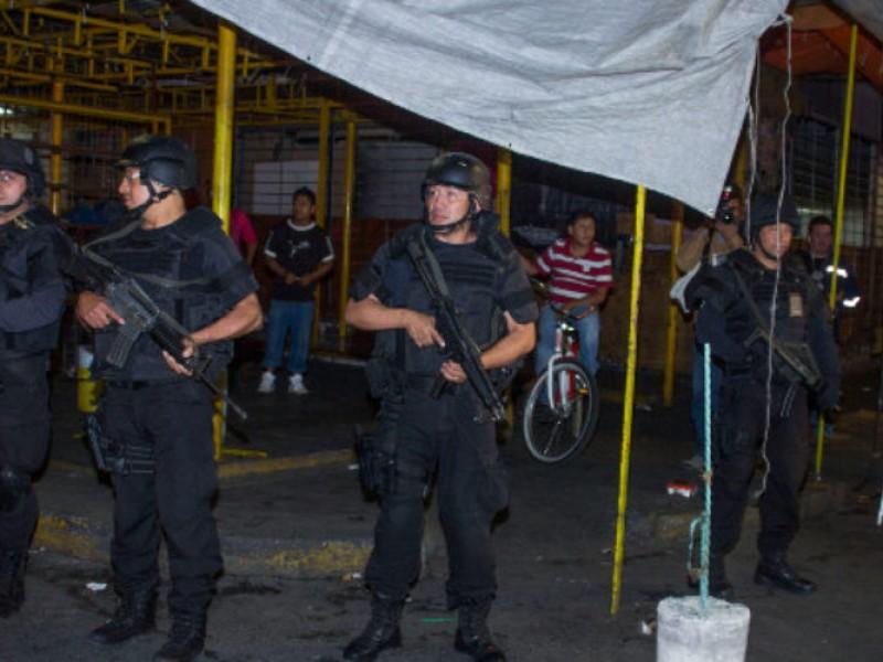 Removerán a policías de operativo en Tepito